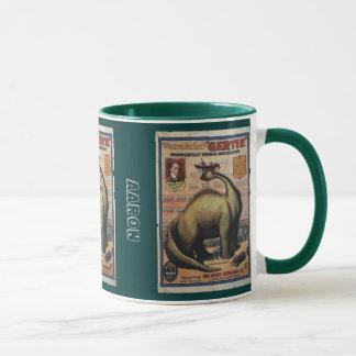 Gertie le dinosaure mugs