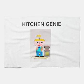 Geschirtuch (dish cloth) KITCHEN GÉNIE Serviettes Pour Les Mains