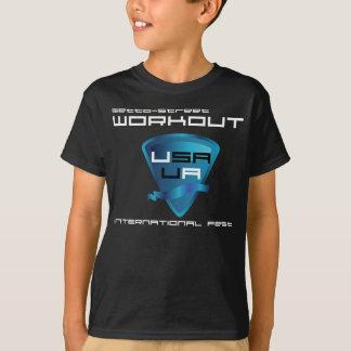 Getto - séance d'entraînement Etats-Unis de rue - T-shirt