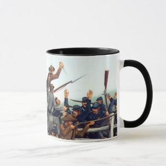Gettysburg, bataille à la tasse 1 de briqueterie