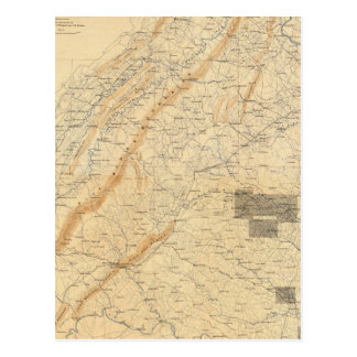 Gettysburg, la Virginie Carte Postale