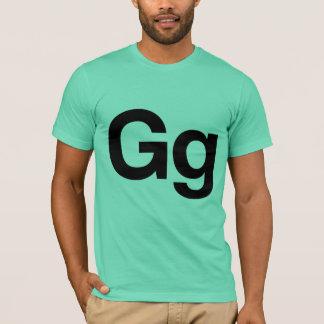 Gg helvetica t-shirt