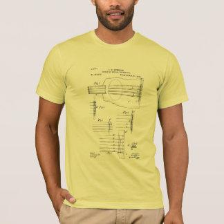 Gibson a compensé le T-shirt de brevet de pont