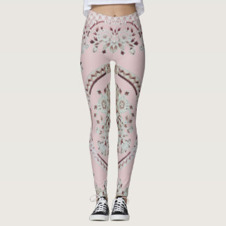 Gibson rose leggings