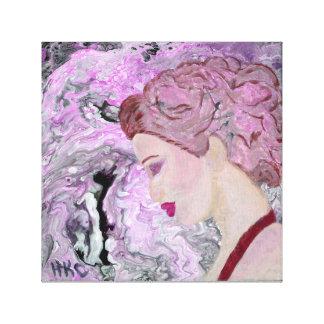 Giclee brumeux toiles