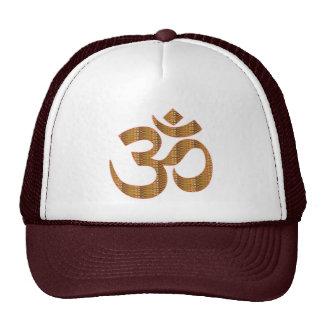 GIF d'hindouisme de chant de méditation de yoga Casquettes