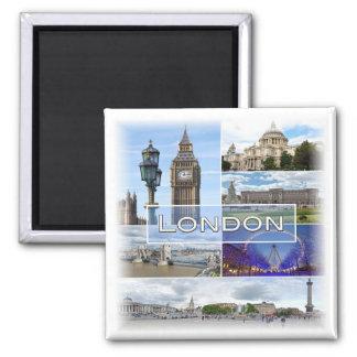 Gigaoctet * L'Angleterre - Londres Aimant
