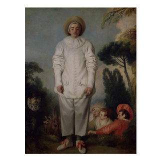 Gilles, c.1718-19 cartes postales