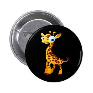 Gina la girafe badge