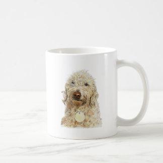 Gingembre de Labradoodle Mug