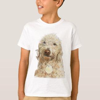 Gingembre de Labradoodle T-shirt