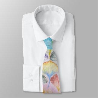 Ginkgo coloré leaves#1 cravate