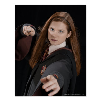 Ginny Weasley Posters
