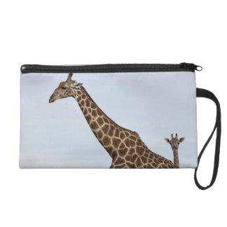 Girafe (camelopardalis de Giraffa), Chobe P nation Sacs À Main Avec Dragonne