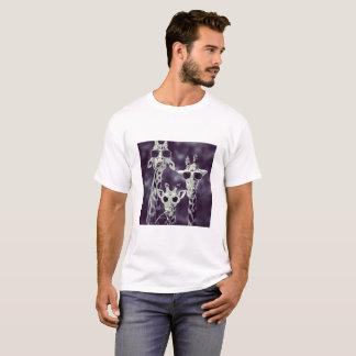 Girafe d'agent de gouvernement t-shirt