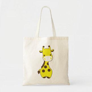 Girafe de bébé sacs fourre-tout