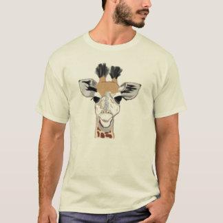 Girafe de bébé t-shirt