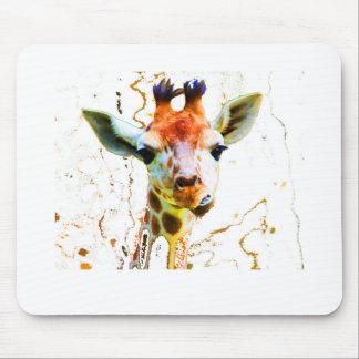 Girafe de bébé