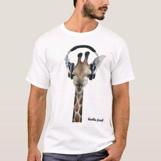 Girafe de partie t-shirt