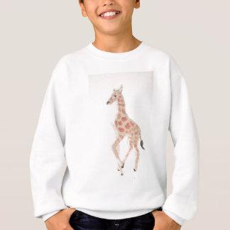girafe dessinant eliana sweatshirt