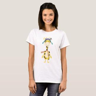 Girafe mignonne t-shirt