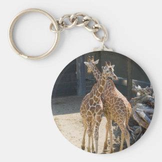 Girafe Porte-clés