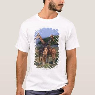 Girafe réticulée 2 t-shirt