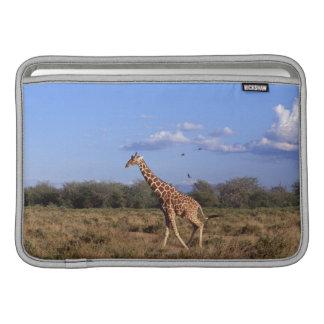 Girafe réticulée poche pour macbook air