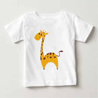 Girafe T-shirt Pour Bébé