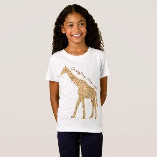 Giraffing autour T-Shirt