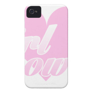 girl power coques iPhone 4 Case-Mate
