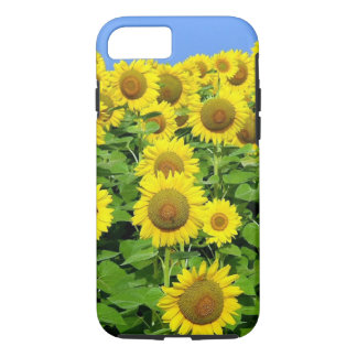 Gisements de tournesol coque iPhone 7