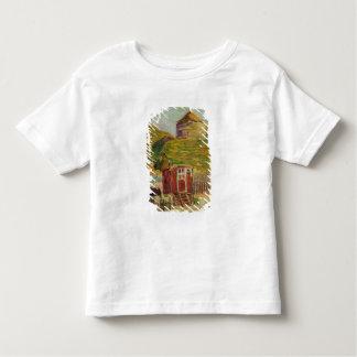 Gitans à Port-en-Bessin, 1883 (huile sur la toile) T-shirt Pour Les Tous Petits