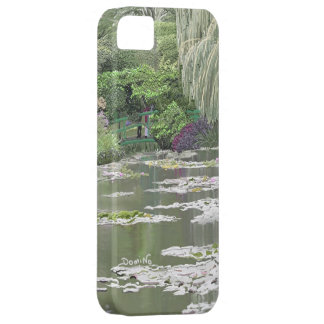 Giverny hull for IPhone 5 and  Coques iPhone 5 Case-Mate