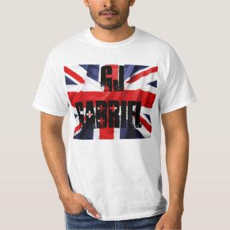 GJ Gabriel - le guerrier du T-shirt de lutte