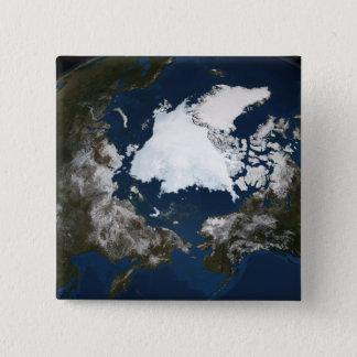 Glace de mer arctique badge