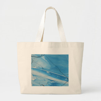 Glace mince grand tote bag