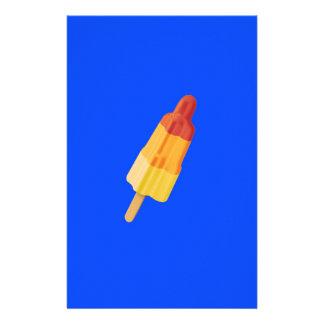 Glace Rocket Papiers À Lettres