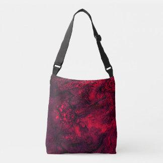 Glace rouge sac ajustable
