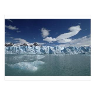 Glacier Argentinar de Perito Moreno Carte Postale