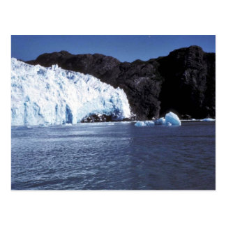 Glacier de Chenega Carte Postale