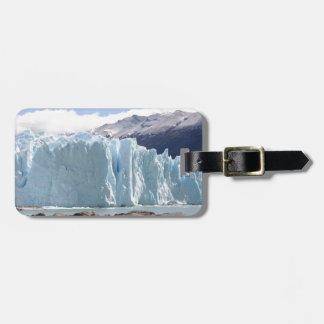 Glacier de Perito Moreno, Argentine 2 Étiquette À Bagage