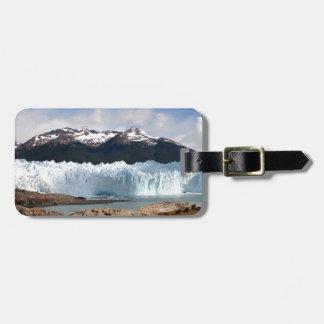 Glacier de Perito Moreno, Argentine Étiquette À Bagage