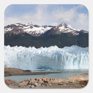 Glacier de Perito Moreno, Argentine Sticker Carré
