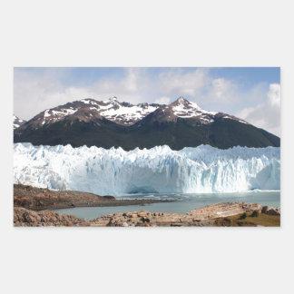 Glacier de Perito Moreno, Argentine Sticker Rectangulaire