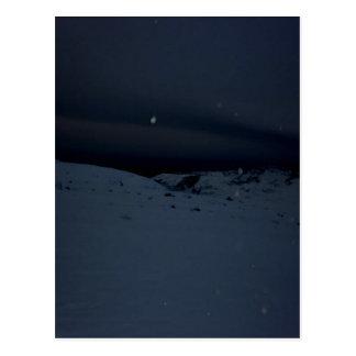 Glacier islandais cartes postales