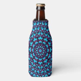 Glacière coloré de bouteille de kaléidoscope