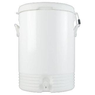 Glacière Pour Boisson Glacière fait sur commande de boisson d'igloo -