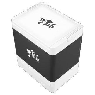 Glacière Pour Canettes Yooper 906 noirs plus frais et blanc