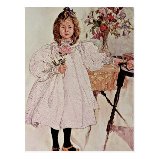 Gladys, 1895 carte postale